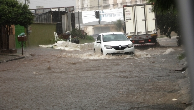 Meteorologia prevê pancadas de chuva para Goiás nesta quarta (7)