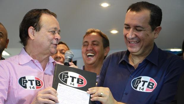 """""""Hildo do Candango tem que estar na chapa de Zé Eliton"""", diz Jovair Arantes"""