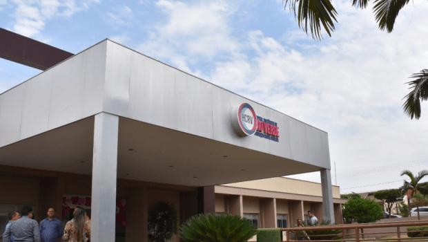 A pedido de Wilder, Hospital do Câncer de Rio Verde recebe R$ 4 milhões