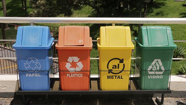 Reaproveitamento do lixo pode e deve ser feito