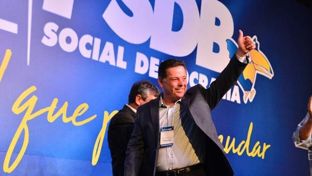 Durante convenção do PSDB, Marconi defende medidas de inclusão social combate à pobreza