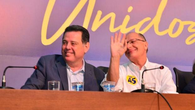 """Marconi elogia desempenho de Alckmin em debate: """"É o mais preparado"""""""