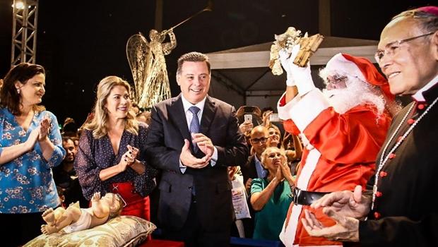 Com Show de Natal da OVG, Marconi completa entrega de 15 milhões de brinquedos