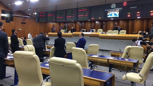 Oposição pretende fazer revezamento de líderes na Câmara Municipal