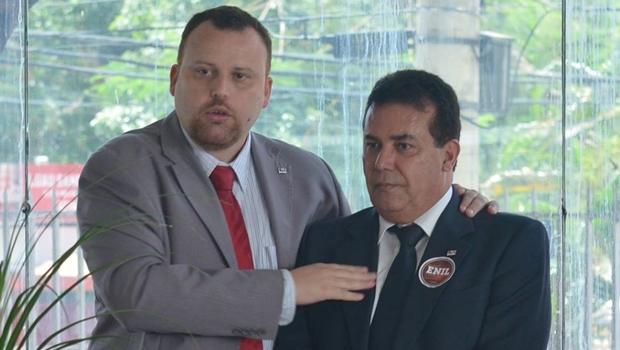 Presidente da ABA-GO diz que não rompeu com Enil Henrique e permanece no grupo