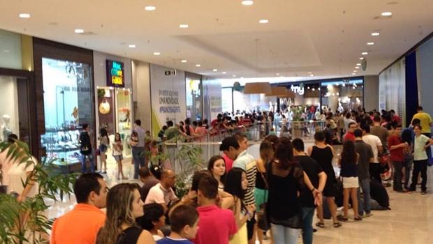 Shopping de Goiânia anuncia saldão pós-Natal com descontos de até 70%