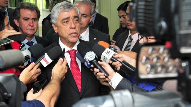 Em reunião com Cármen Lúcia, presidente do TJ-GO pede que União se responsabilize por presídios