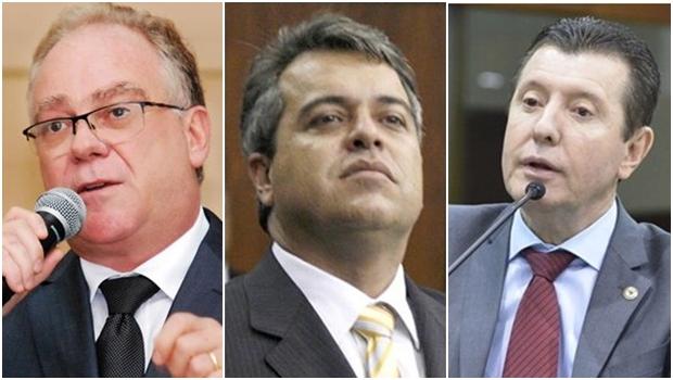 Roller, Vale e Nelto podem se filiar ao DEM pra passar a ideia de que Vilelas estão sós