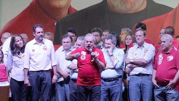 Petistas do DF se calam sobre a condenação de Lula