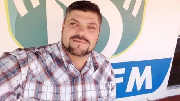Radialista assassinado em Goiás pode ter sido vítima de fogo-cruzado de uma briga política
