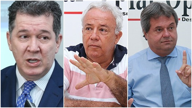 Furtado, Jalles e Rincón ficam mesmo após reforma