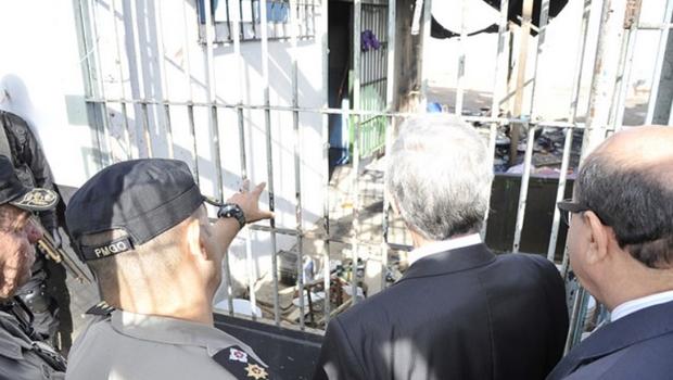 Justiça federal limita capacidade de presos em Complexo Prisional de Aparecida