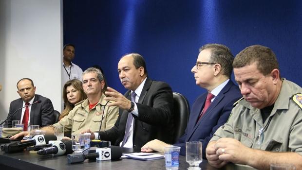 Com discurso duro, Edson Costa assume Diretoria-Geral de Administração Penitenciária
