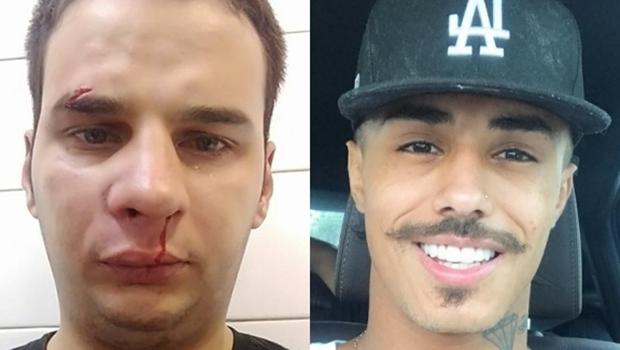 MC Livinho é acusado de agredir técnico de som após show