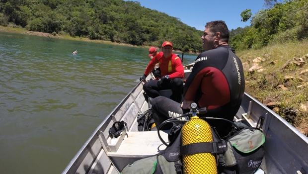 Encontrado corpo de jovem desaparecido no Lago Corumbá