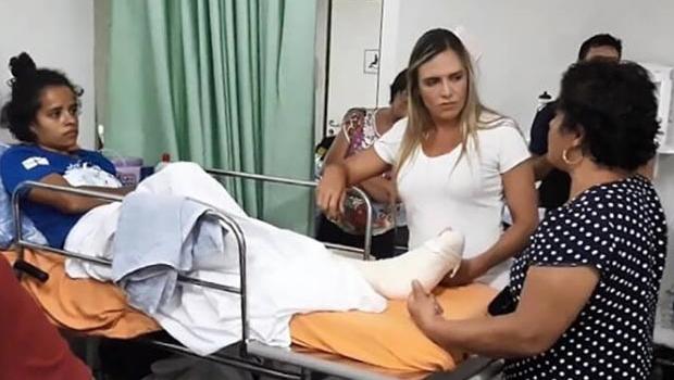 Deputada investiga assédio moral no Hospital de Taguatinga