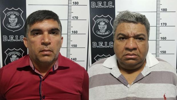 PC prende dupla que usou CNH falsa com nome de ex-ministro para sacar R$ 6 mi