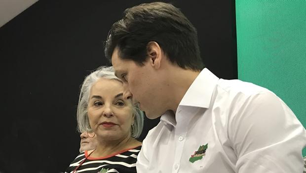 Apoio de Aparecida a Iris Araújo amarrou apoio de Iris Rezende a Daniel Vilela