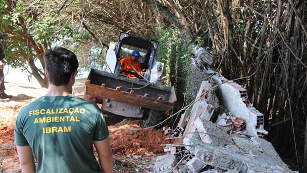 DF é condenado a reparar dano ambiental