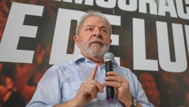 Lula é o político que mais envergonha o Brasil, diz pesquisa