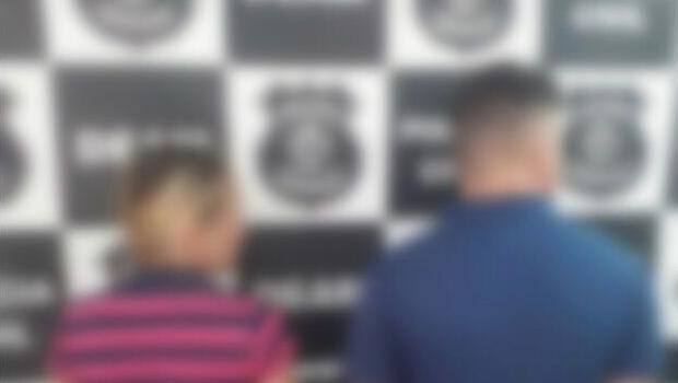 Padrasto é preso suspeito de abusar sexualmente de enteadas com ajuda da mulher