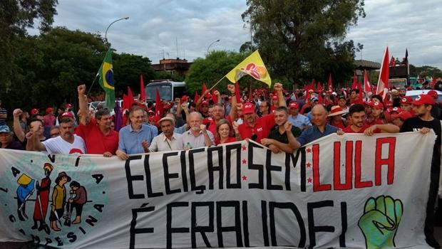 Tem início julgamento histórico que pode confirmar condenação de Lula