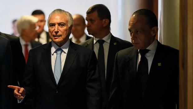 Governo Temer tem reprovação de 70%, diz Datafolha