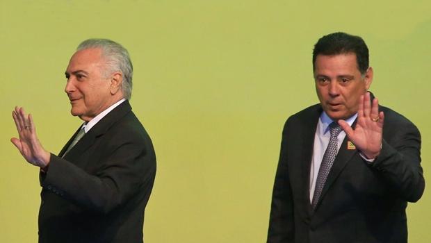 Em Rio Verde, Temer libera R$ 12,5 bi para financiar safra agrícola de 2018 e 2019