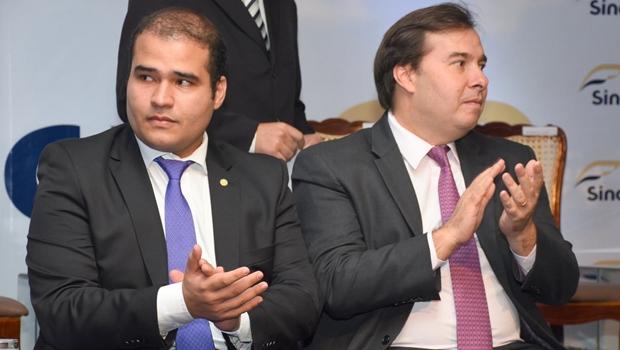 """""""Maia só será candidato à Presidência se for para ganhar"""", diz deputado goiano"""