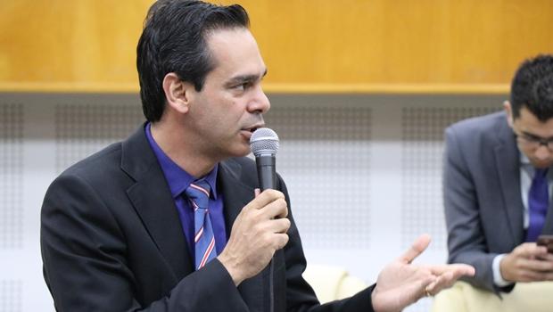 Welington Peixoto diz que aceitaria ser líder do prefeito, mas nega disputa na base