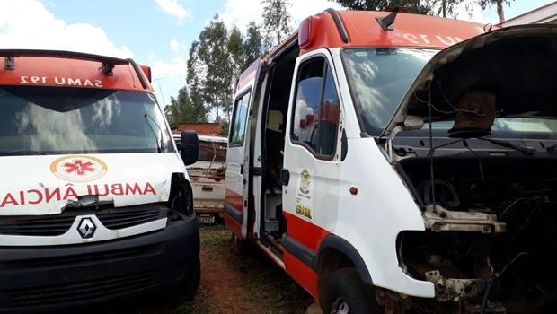 Condutores de ambulância denunciam assédio moral pela gestão Iris