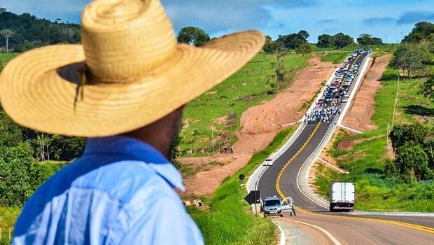Governo de Goiás resolve problema de integração rodoviária do Vale do São Patrício