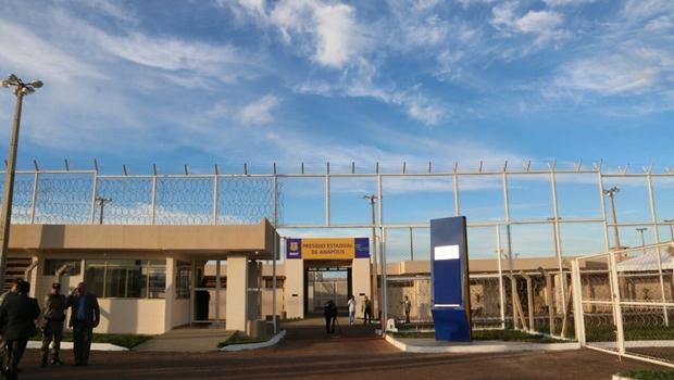 Marconi inaugura novo Presídio Estadual de Anápolis