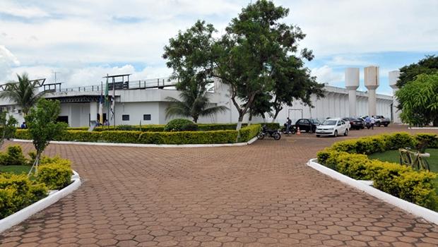 Governador assina ordem de serviço para construção de novo pavilhão da CPPP