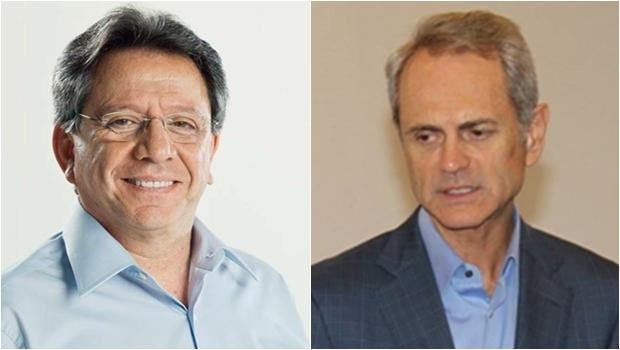 Filippelli e Paulo Octávio querem o controle do PP