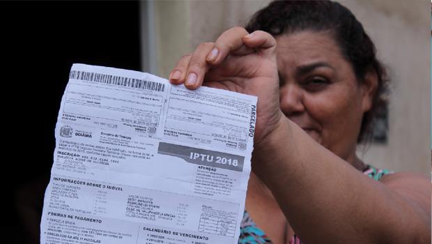 Em primeira votação, vereadores aprovam projeto que impede aumento do IPTU