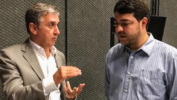 Deputado Henrique Arantes elogia estrutura moderna da nova TBC