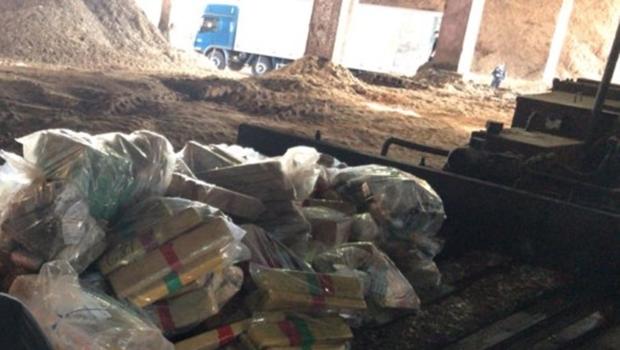 Polícia Civil incinera quase 7 toneladas de drogas apreendidas em Goiás
