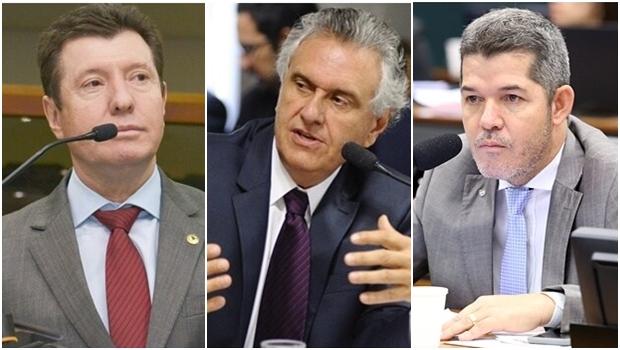 José Nelto deve ser candidato a deputado federal no chapão bancado por Ronaldo Caiado