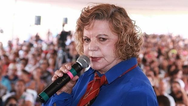 Deputado diz que Lúcia Vânia quer apoio mas sem contrapartida
