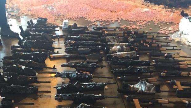 Maior traficante de armas para o Brasil é preso nos Estados Unidos
