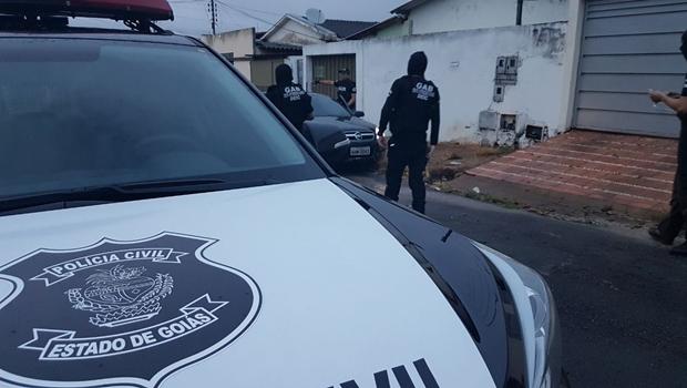 Polícia Civil prende suspeitos de envolvimento em mortes de agentes prisionais