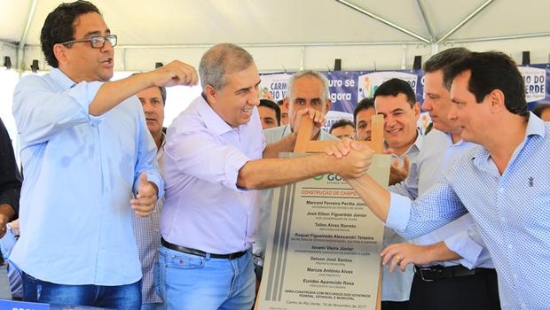 Governo encerra sexta semana do rush de inaugurações com R$ 1,6 bi em investimentos
