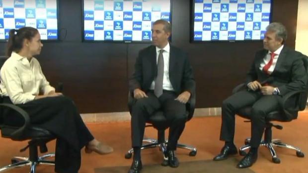 Vice-governador fala sobre reforma eleitoral e campanhas em 2018
