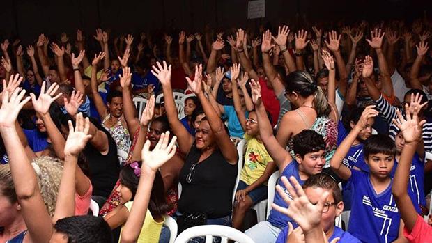 Em Trindade, comunidade aprova a implantação de unidade do colégio militar