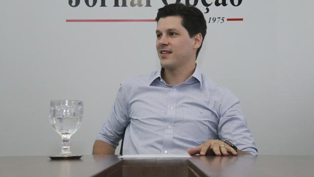 Daniel Vilela nega possibilidade de aliança do PSDB com MDB em Goiás