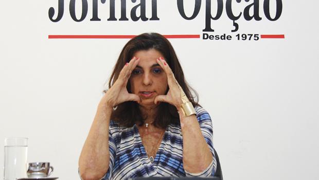 Cristina Lopes não deve disputar mais mandato de vereadora