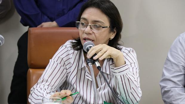 Justiça nega pedido do MP para afastar secretária municipal de saúde, Fátima Mrué