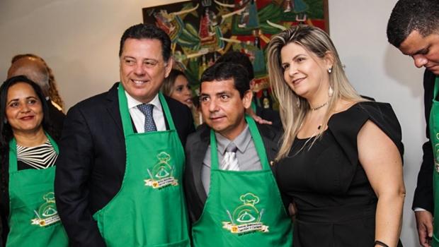 Marconi lança Festival Gastronômico de São Simão