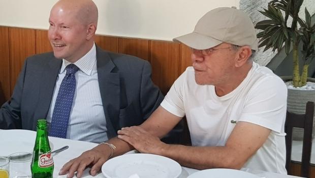 Siron Franco apoia Demóstenes Torres para senador